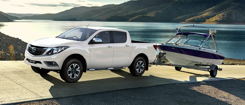The Mazda BT-50 brings the goods