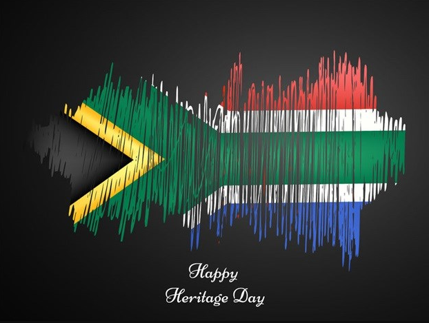Happy Heritage Day South Africa