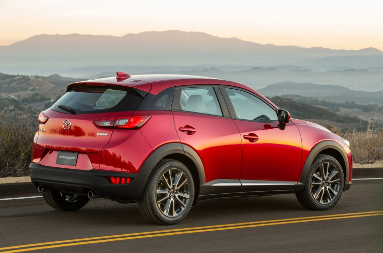 Introducing the Mazda CX-3