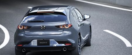 The next-generation Mazda3