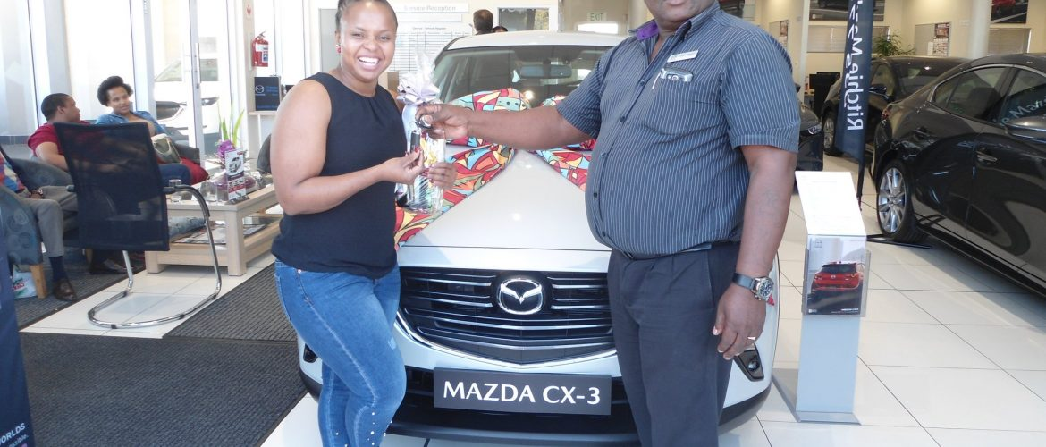 Congratulations on the purchase of your new vehicle.